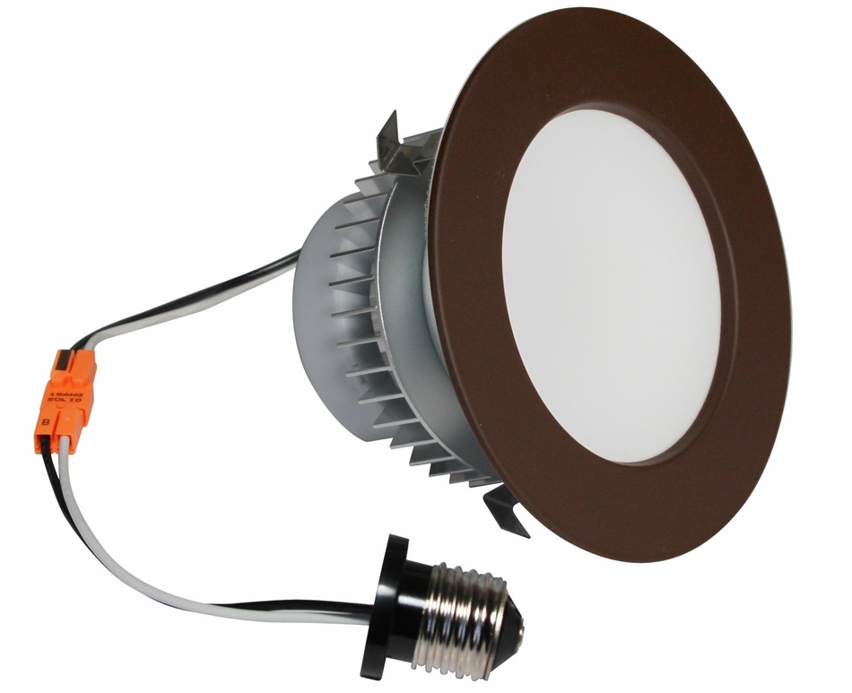 American Lighting 4 E Pro LED Recessed Downlight