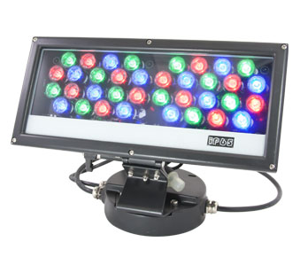 American Lighting LED RGB Array Wall Washer