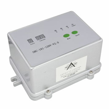 DMX Interface/Controller for 120v 4-Wire RGB LED Lighting