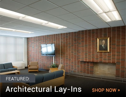 Architectural Lay-Ins
