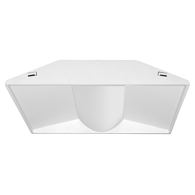 Led 2x2 Light Fixture Price: Indy 2x2 LED X-Series Low-Profile Basket Recessed Luminaire