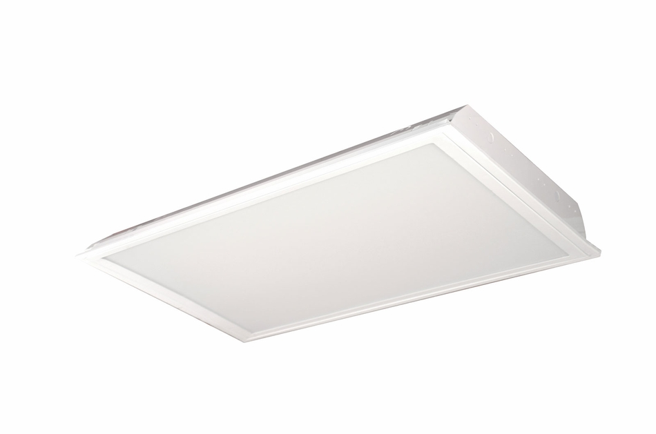MaxLite ECO T LED 2x4 Recessed Troffer