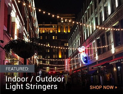 Indoor / Outdoor Light Stringers