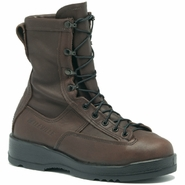 Belleville 330 ST Wet Weather Brown Steel Toe Flight Boot