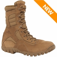 Belleville 533 ST Men's Sabre Hot Weather Steel Toe Coyote Brown ACU OCP Assault Boot