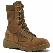 Belleville 550 ST Men's USMC Hot Weather Coyote Tan Steel Toe Combat Boot