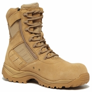 Tactical Research TR336Z CT Guardian Side Zipper Composite Toe Desert Boot