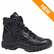 Tactical Research TR996Z Chrome WP Side Zip Waterproof 6in Uniform Boot