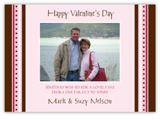 Cherries Jubilee Valentine�s Day Photo Card