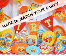 The Basics Personalized Party Pack for 12