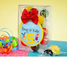 MADE-TO-MATCH<br>Personalized Candy Box Favor
