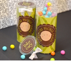 MADE-TO-MATCH<br>Personalized Candy Tube Favor