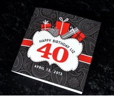 Milestone Birthday Party Supplies for Adults