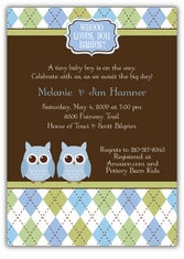 personalized  themed twin baby shower invitations  amy's card, Baby shower invitations