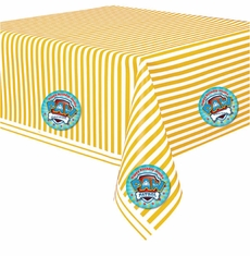 Paw Patrol Birthday Party Table Cover