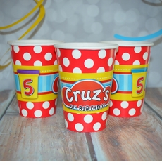 Play-Doh Personalized Party Cups