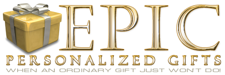 Epic Personalized Gifts