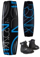 2014 Ronix Vault 134 Wakeboard with Divide Bindings $349.95