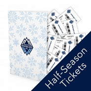 Vancouver Whitecaps FC 2014 Half Season Tickets