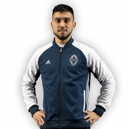 Vancouver Whitecaps FC adidas 2016 Anthem Jacket - Navy/White