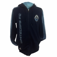 Vancouver Whitecaps FC adidas Attack Full Zip Hoodie - Navy