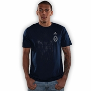 Vancouver Whitecaps FC adidas Bladerunner Tee - Navy