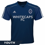Vancouver Whitecaps FC adidas Boys Primary Call-Up Jersey - Navy