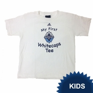 Vancouver Whitecaps FC adidas Kids My 1st Tee T-Shirt - White