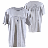 Vancouver Whitecaps FC adidas Make Your Mark Tee - Grey