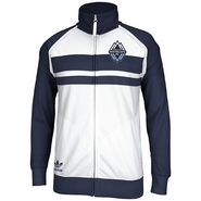 Vancouver Whitecaps FC adidas Originals 2014 Track Jacket - White/Navy
