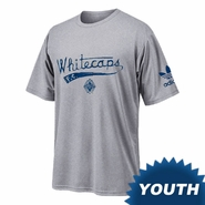 Vancouver Whitecaps FC adidas Originals 2014 Youth Sweeper Triblend Tee - Grey