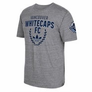 Vancouver Whitecaps FC adidas Originals Easy Win Triblend Tee - Grey