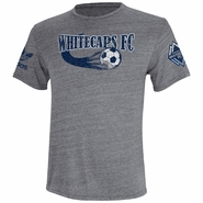 Vancouver Whitecaps FC adidas Originals Midsweeper Triblend Tee - Grey