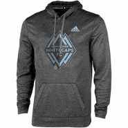 Vancouver Whitecaps FC adidas Split Up Ultimate Hoodie - Black