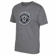 Vancouver Whitecaps FC adidas Telstar Seal Triblend Tee - Grey