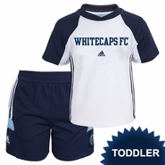 Vancouver Whitecaps FC adidas Toddler Goal Keeper Tee & Short Set