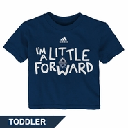 Vancouver Whitecaps FC adidas Toddler Little Forward Tee - Blue