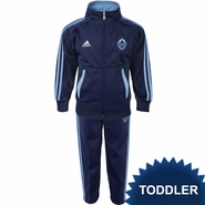 Vancouver Whitecaps FC adidas Toddler Referee Track Pant Set - Navy