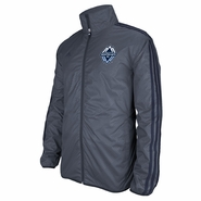 Vancouver Whitecaps FC adidas Wavespeed Jacket - Grey