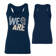 Vancouver Whitecaps FC adidas Women's Full Charge Tank - Navy