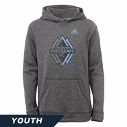 Vancouver Whitecaps FC adidas Youth Split Up Ultimate Hoodie - Grey