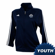 Vancouver Whitecaps FC adidas Youth Training Track Jacket - Blue