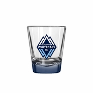 Vancouver Whitecaps FC Boelter 2oz Elite Shot Glass