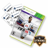 Vancouver Whitecaps FC Gift Pack - March 29th Houston Match (4 tickets) with FIFA '14