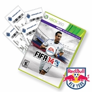 Vancouver Whitecaps FC Gift Pack - March 8th Home Opener (4 tickets) with FIFA '14