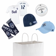 Vancouver Whitecaps FC Holiday Grab Bag with Y.P. Lee Tee