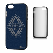 Vancouver Whitecaps FC Keyscaper Primary Logo iPhone 5/5S Bumper Case - Navy