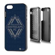 Vancouver Whitecaps FC Keyscaper Primary Logo iPhone 5/5S Rugged Case - Navy