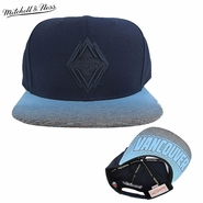 Vancouver Whitecaps FC Mitchell & Ness City Undervisor Snapback Hat - Blue