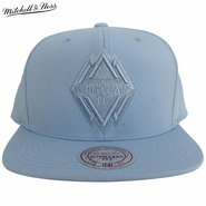 Vancouver Whitecaps FC Mitchell & Ness Primary Baby Blue Snapback Hat